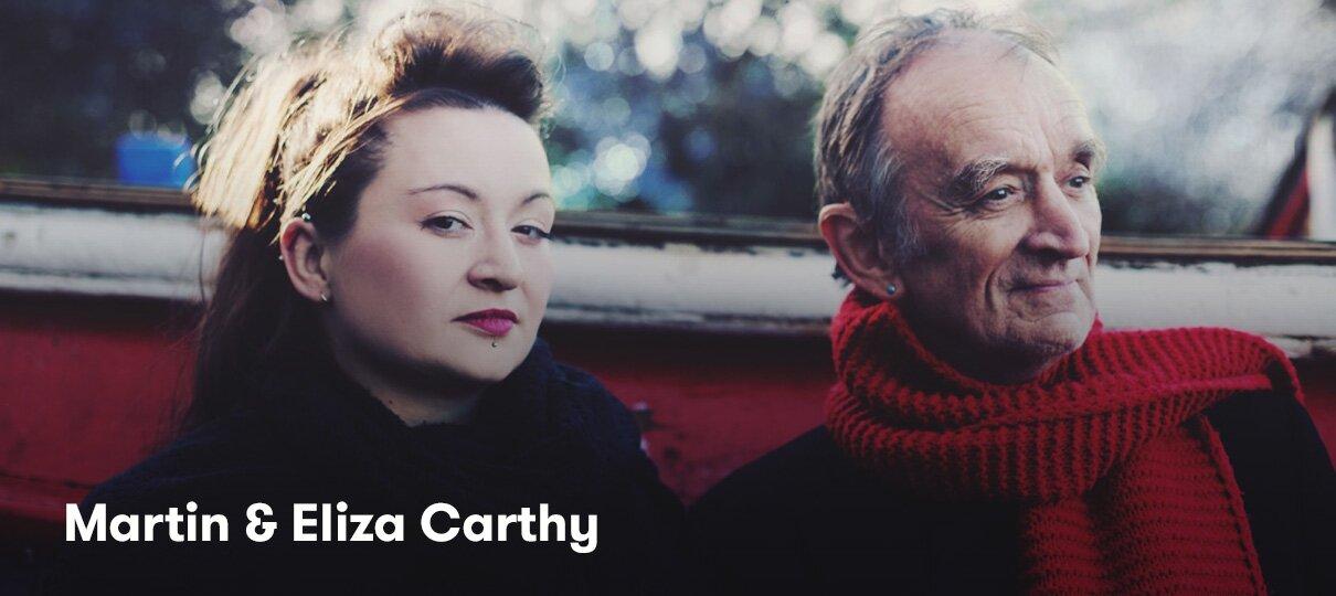 Martin & Eliza Carthy